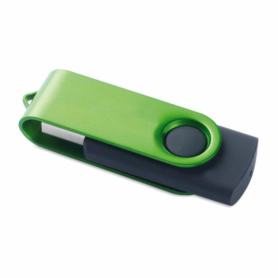 USB lykill grænn
