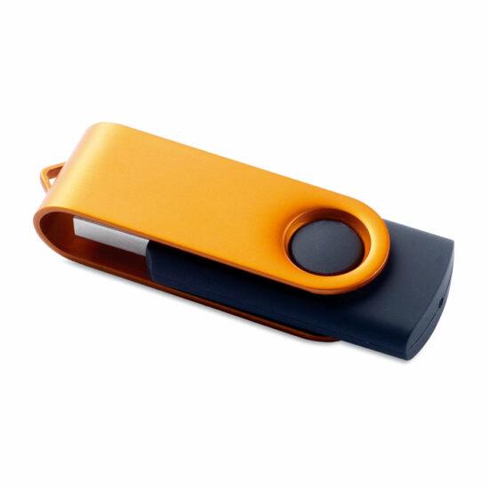 USB lykill orange