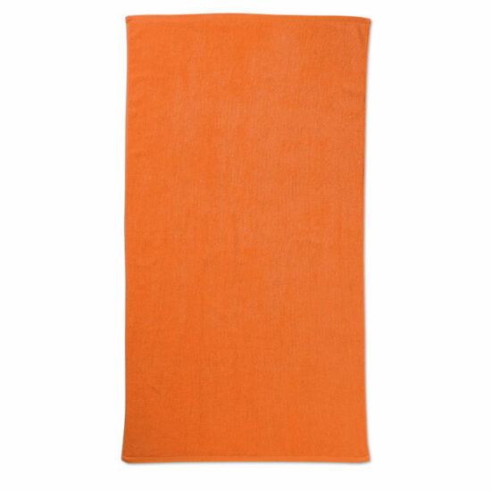 Strandhandklæði Orange
