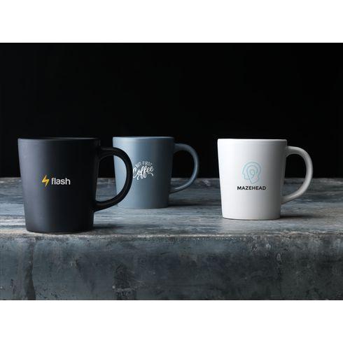 mattir kaffibollar með merkingu