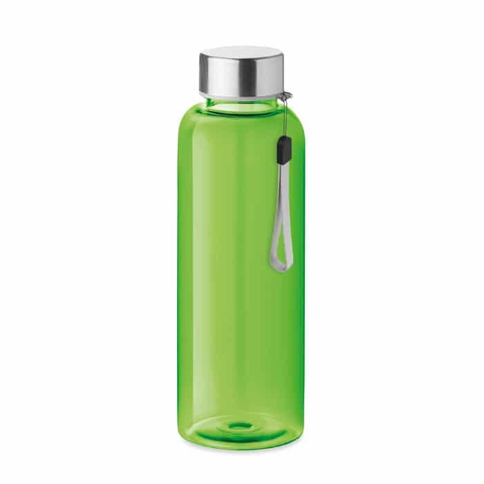 lime græn flaska